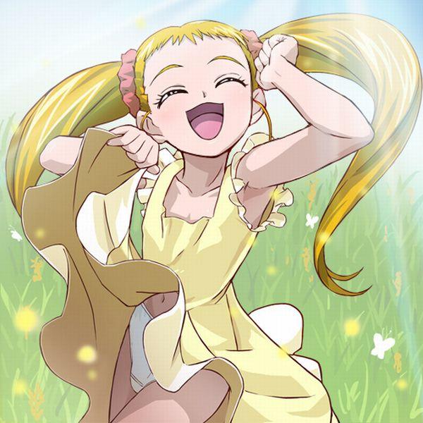 【Yes!プリキュア5】キュアレモネード・春日野うらら(かすがのうらら)のエロ画像 【49】