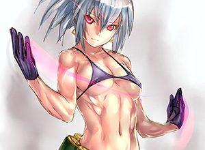 【強い(確信)】梶原さんに勝てそうな筋肉女子達の二次エロ画像