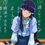 【スマイルプリキュア!】キュアビューティ・青木れいか(あおきれいか)のエロ画像