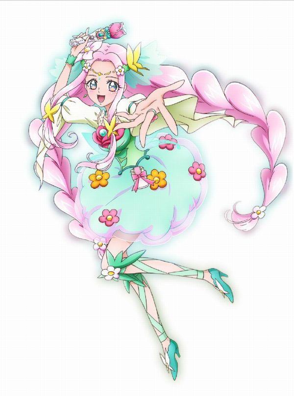 【魔法つかいプリキュア!】キュアフェリーチェ・花海ことは(はなみことは)のエロ画像 【42】