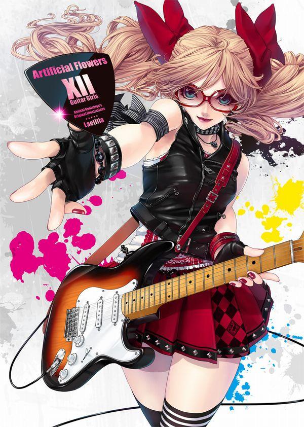 【ノリアキisリアル】ギターと女の子の二次画像 【5】