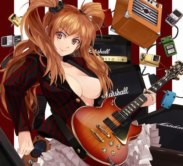 【ノリアキisリアル】ギターと女の子の二次画像 【10】