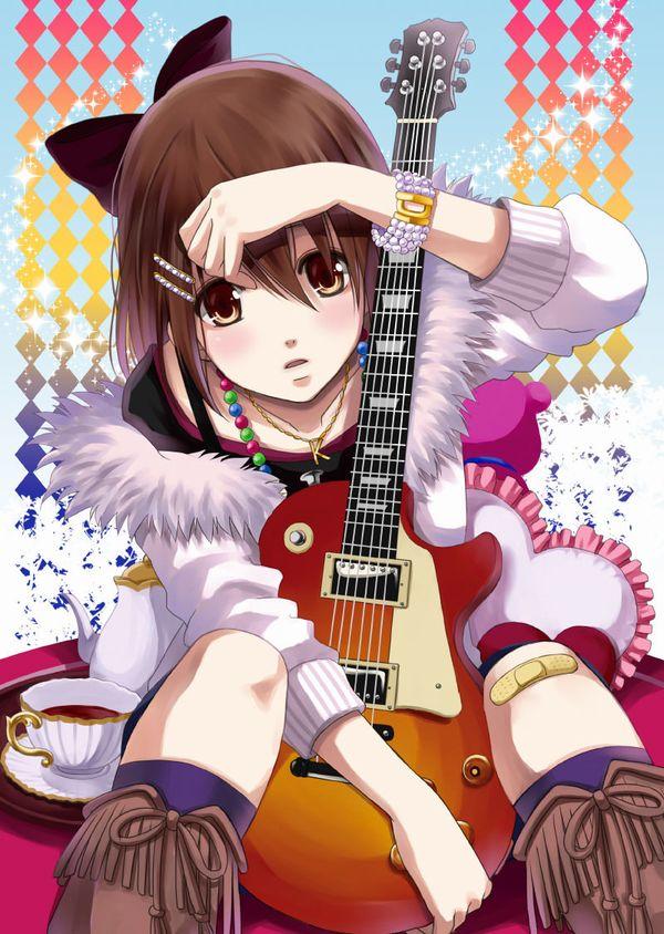 【ノリアキisリアル】ギターと女の子の二次画像 【14】