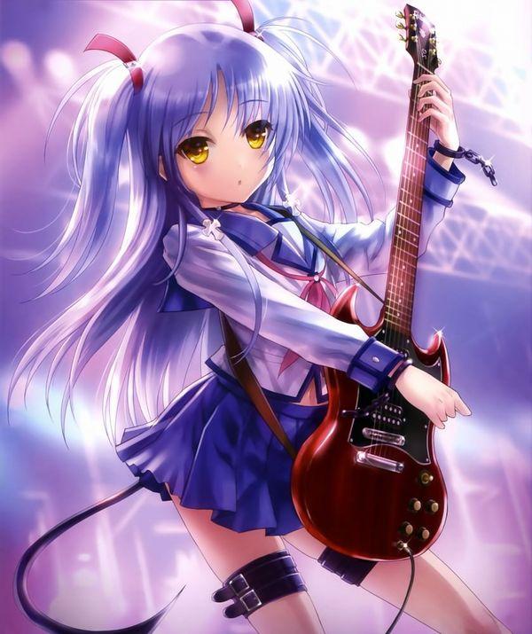 【ノリアキisリアル】ギターと女の子の二次画像 【35】