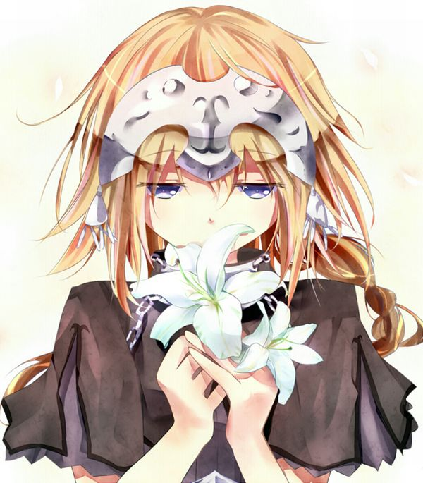 【Fate/Grand Order】ジャンヌ・ダルク(ルーラー)のエロ画像 【34】