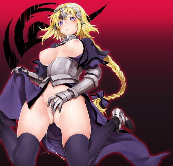 【Fate/Grand Order】ジャンヌ・ダルク(ルーラー)のエロ画像 【37】