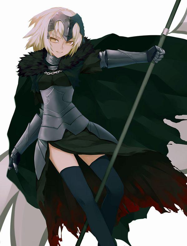 【Fate/Grand Order】ジャンヌ・オルタのエロ画像 【12】