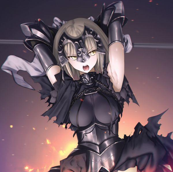 【Fate/Grand Order】ジャンヌ・オルタのエロ画像 【13】