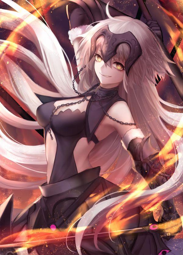 【Fate/Grand Order】ジャンヌ・オルタのエロ画像 【19】