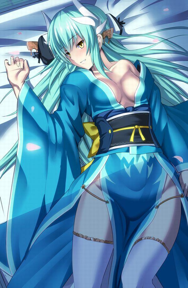 【Fate/Grand Order】清姫のエロ画像【23】