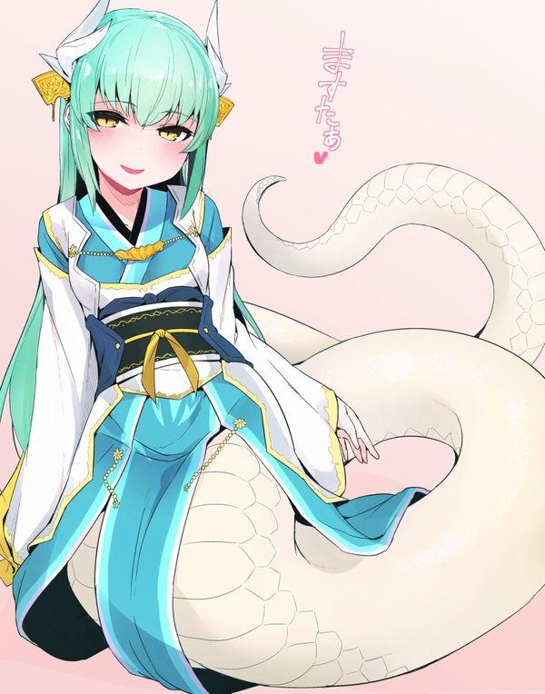【Fate/Grand Order】清姫のエロ画像【33】