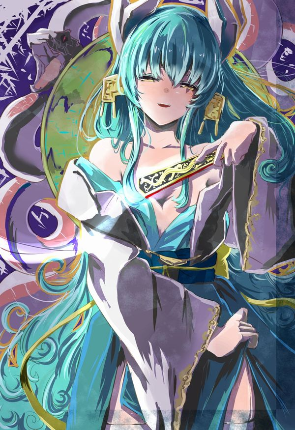 【Fate/Grand Order】清姫のエロ画像【35】