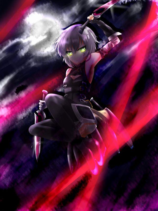 【Fate/Grand Order】ジャック・ザ・リッパーのエロ画像【11】