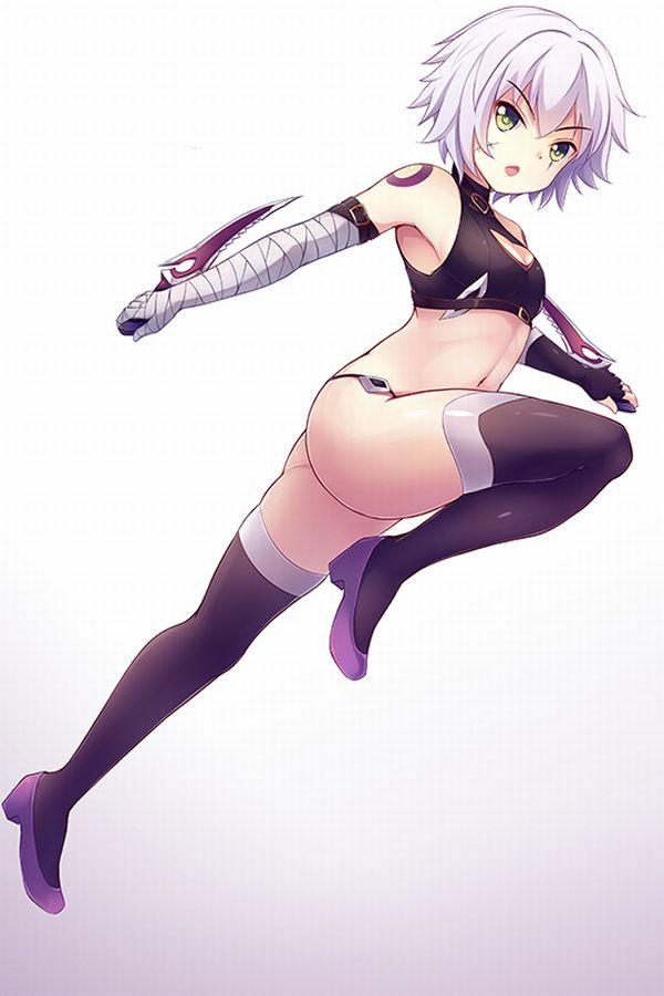 【Fate/Grand Order】ジャック・ザ・リッパーのエロ画像【31】