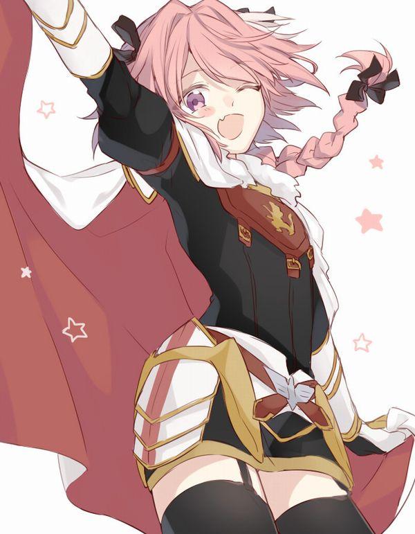 【Fate/Grand Order】アストルフォのエロ画像【40】
