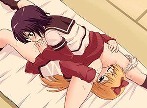【相互愛撫】女同士でマンコを舐めあうシックスナインの二次エロ画像