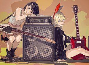 【ノリアキisリアル】ギターと女の子の二次画像