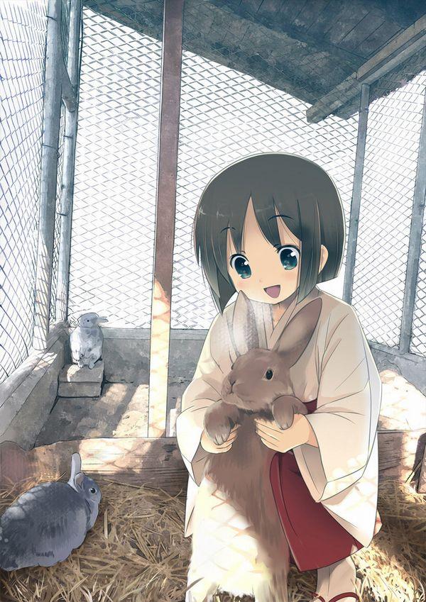 【謹賀新年】見てると初詣に行きたくなる巫女さんの二次エロ画像