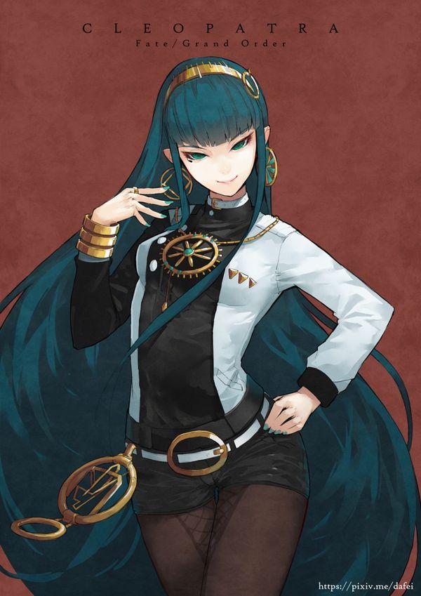 【Fate/Grand Order】クレオパトラのエロ画像 【9】