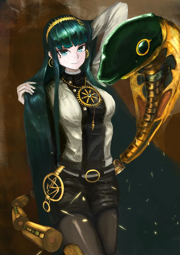 【Fate/Grand Order】クレオパトラのエロ画像 【10】