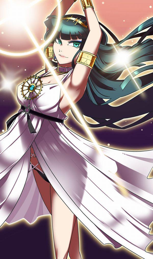 【Fate/Grand Order】クレオパトラのエロ画像 【13】