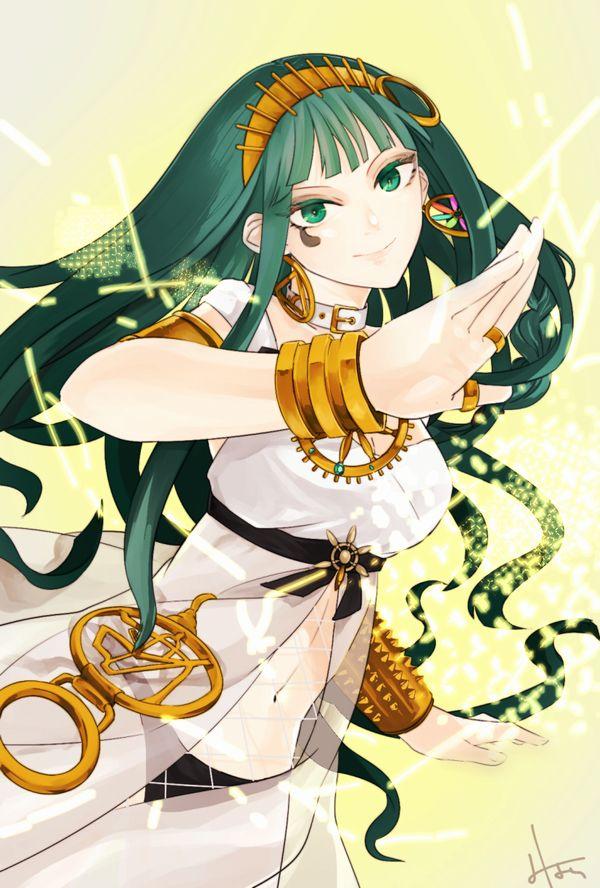 【Fate/Grand Order】クレオパトラのエロ画像 【14】