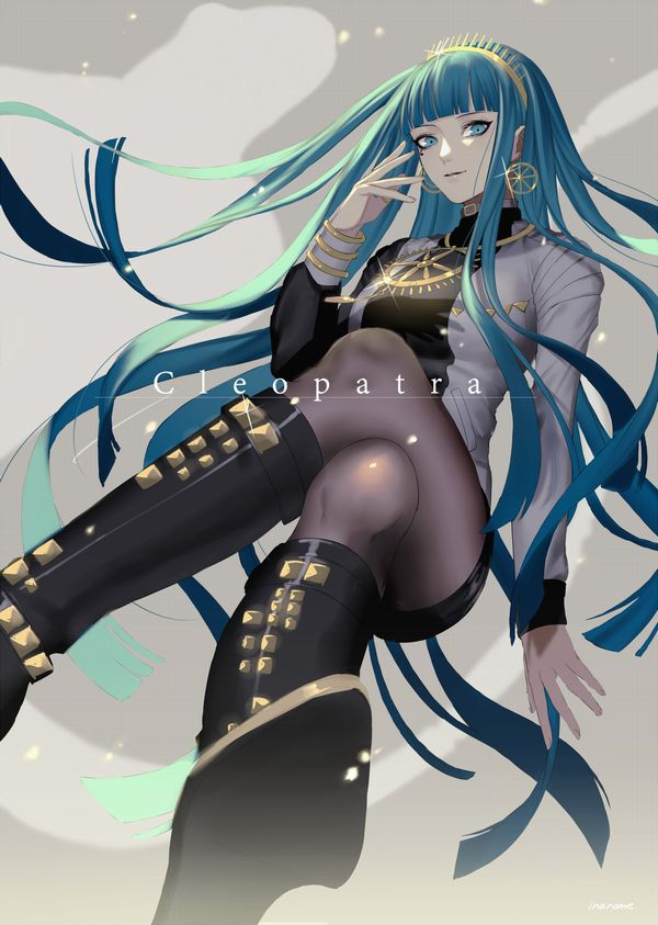 【Fate/Grand Order】クレオパトラのエロ画像 【28】