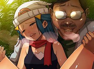 【ポケットモンスター】ヒカリのエロ画像【ポケモン】