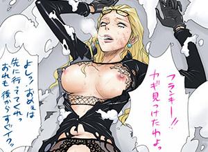 【ONNPIECE】カリファのエロ画像【ワンピース】