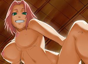 【NARUTO】春野サクラ(はるのさくら)のエロ画像