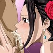 【ONEPIECE】ヴィオラ(バイオレット)のエロ画像