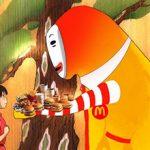 【かぶりつけ!】ハンバーガー食べてる女の子の二次画像