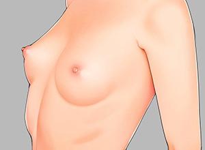 【思春期】おっぱいが膨らみはじめた年頃っぽい貧乳・微乳の二次エロ画像
