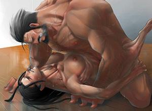 【鋼の錬金術師】イズミ・カーティスのエロ画像