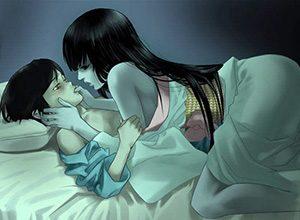 【お盆だから】幽霊女子達の二次エロ画像【八尺様もいるよ!】