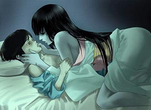 【お盆だから】幽霊女子達の二次エロ画像【八尺様もいるよ!】【八尺様もいるよ!】