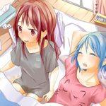 【夜尿症】いい歳しておねしょしてる女子達の二次エロ画像