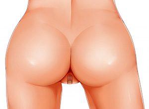 【接写】「俺は尻にしか興味が無い!」って方向け、お尻どアップの二次エロ画像