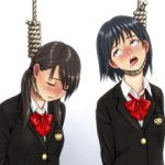 【梶原集人】ションベン垂れ流しながら首吊りしてる二次リョナ画像
