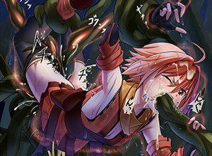 【シマネキ草】植物っぽい触手に犯されてる二次エロ画像