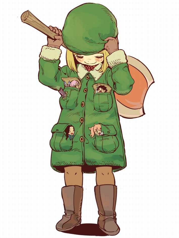 【Fate/Grand Order】ポール・バニヤンのエロ画像【38】