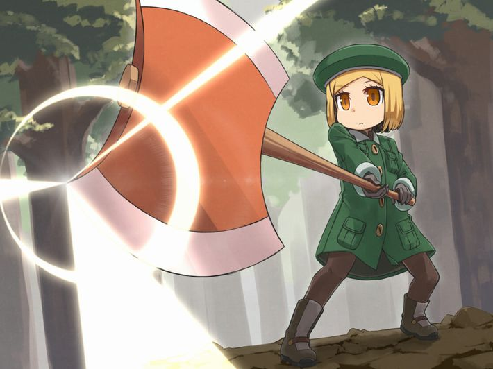 【Fate/Grand Order】ポール・バニヤンのエロ画像【55】