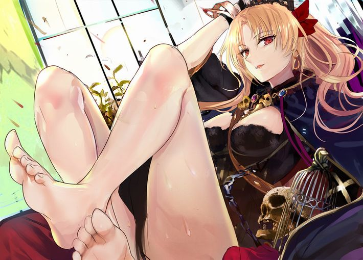 【Fate/Grand Order】エレシュキガルのエロ画像【11】