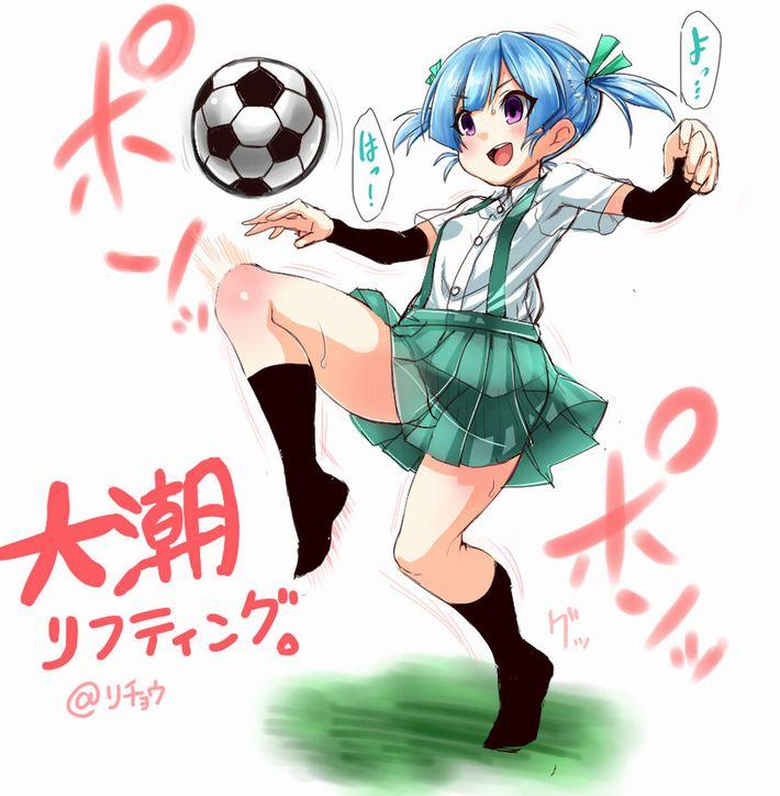 【なでしこジャパン】女子サッカー選手の二次エロ画像【19】