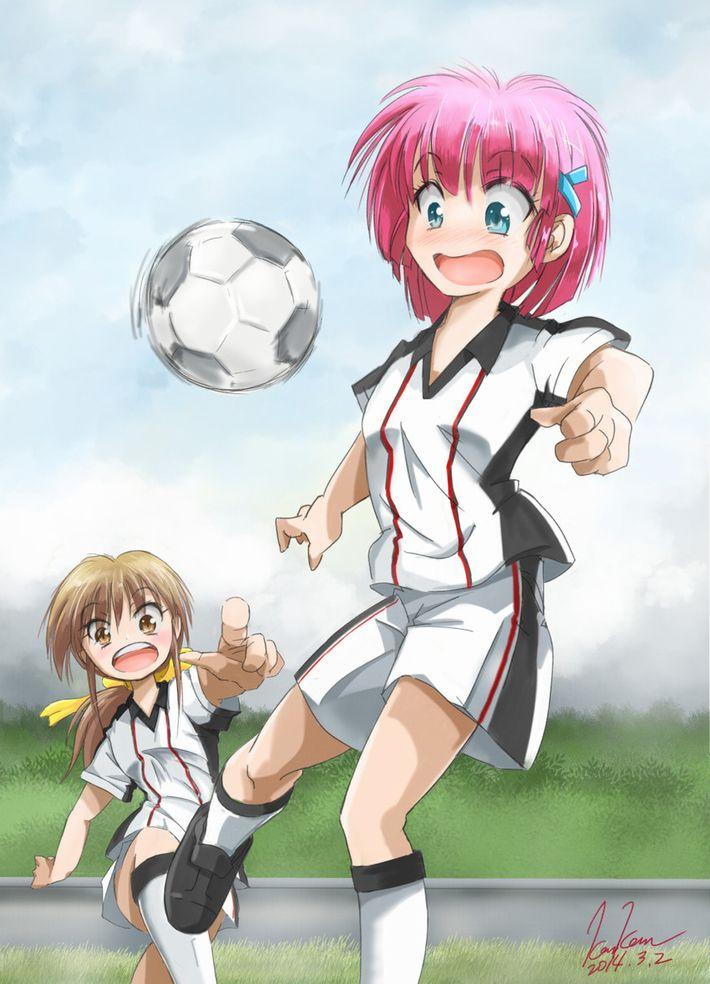 【なでしこジャパン】女子サッカー選手の二次エロ画像【21】