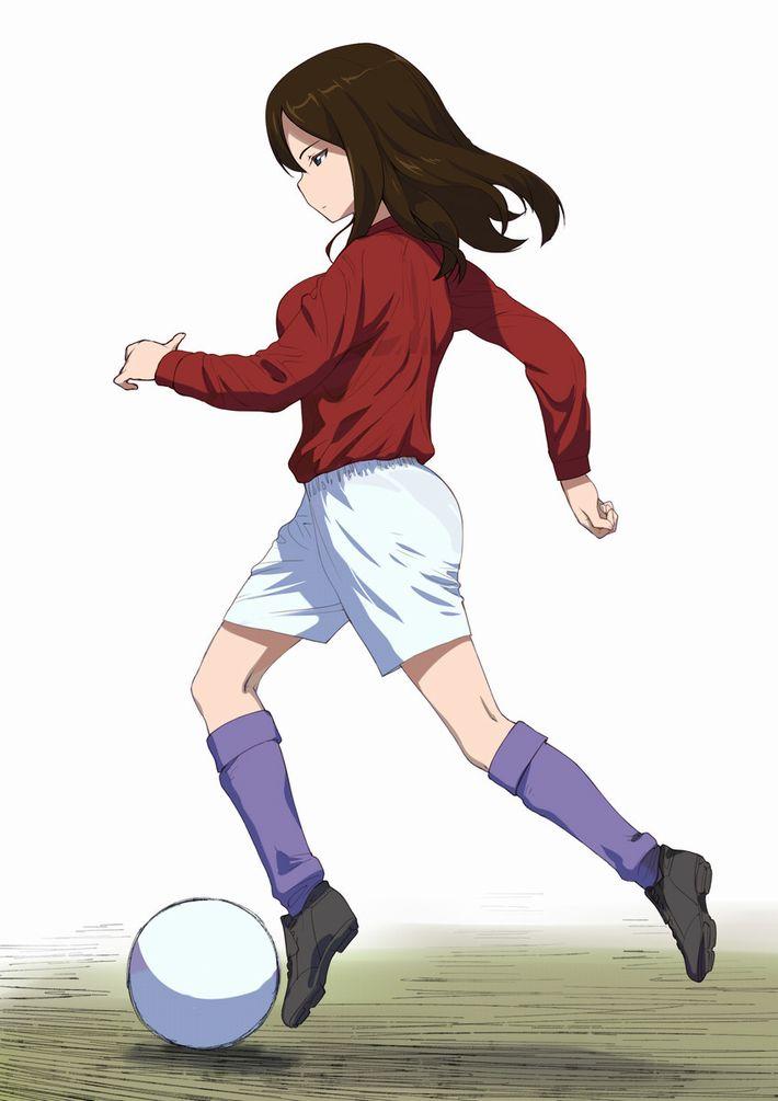 【なでしこジャパン】女子サッカー選手の二次エロ画像【22】