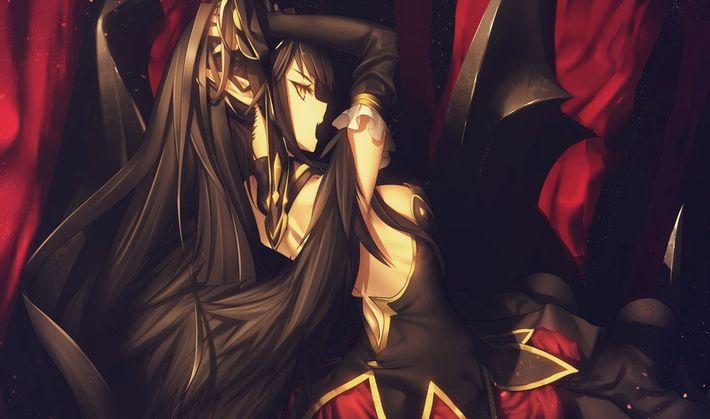 【Fate/Apocrypha】セミラミスのエロ画像【2】