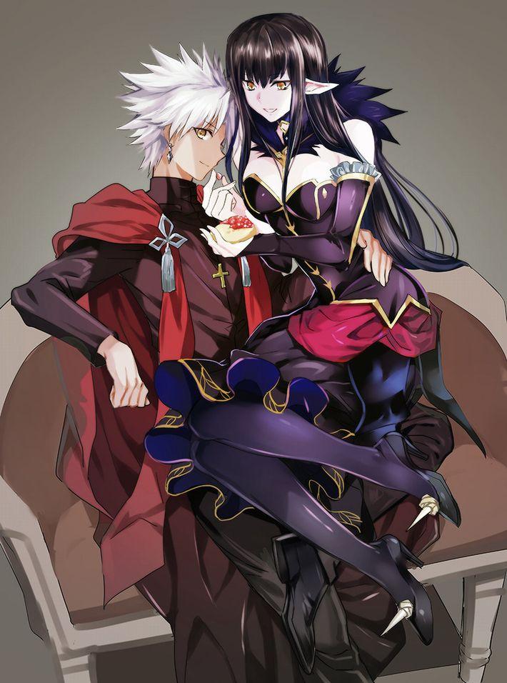 【Fate/Apocrypha】セミラミスのエロ画像【3】