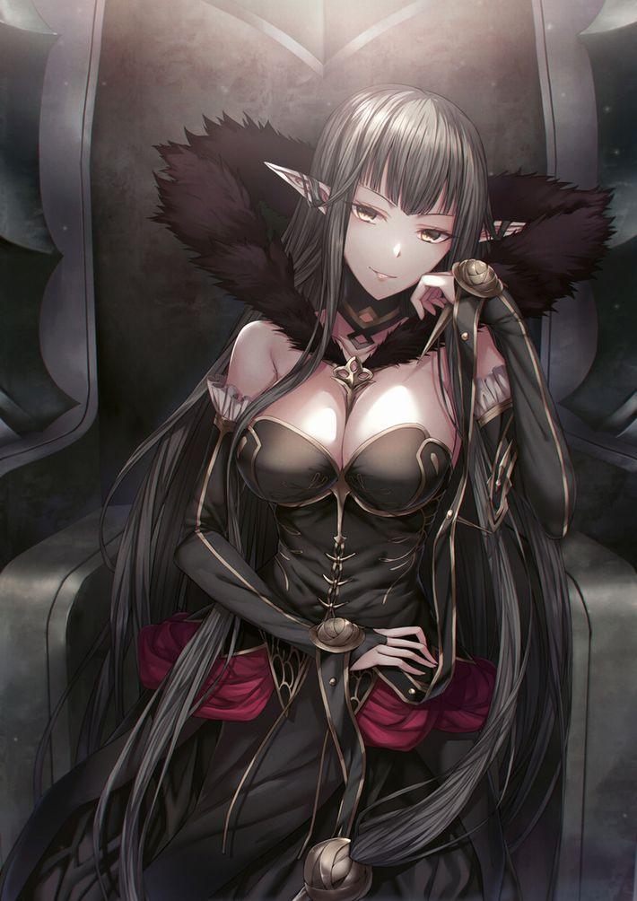 【Fate/Apocrypha】セミラミスのエロ画像【10】