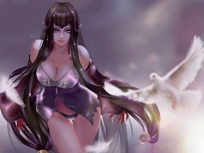 【Fate/Apocrypha】セミラミスのエロ画像【11】